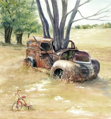 68 Texas-tricycle